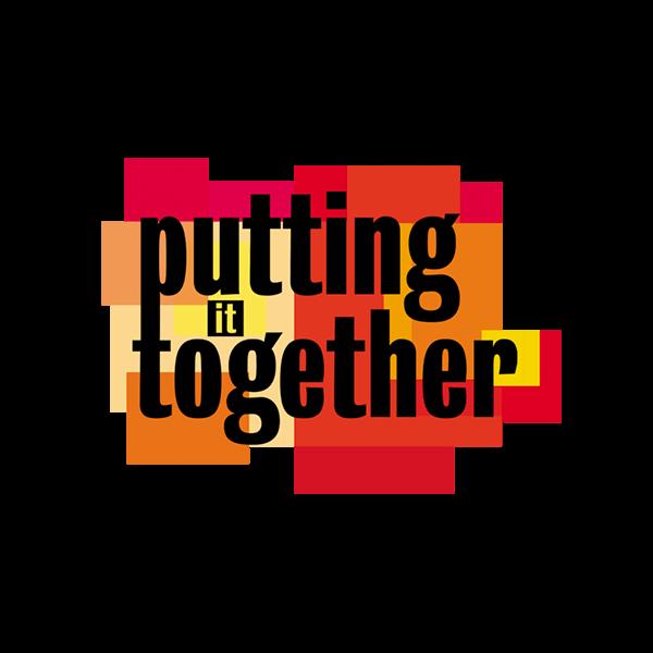 MTI Putting It Together 1999 Broadway Version Logo