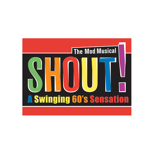 MTI Shout The Mod Musical Logo