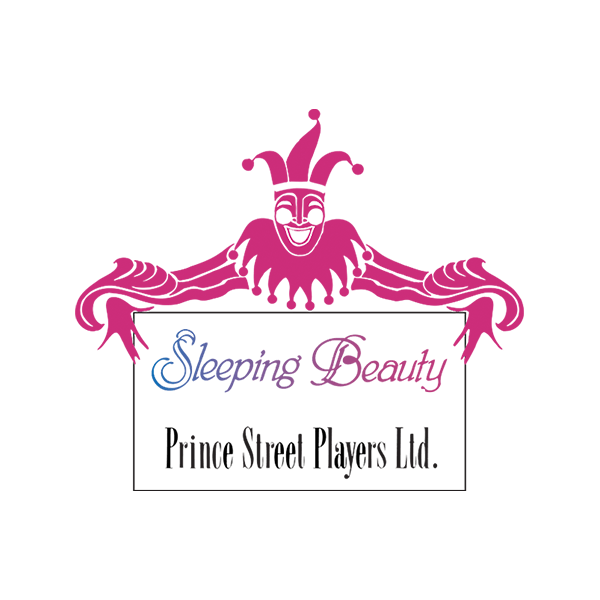MTI Sleeping Beauty Prince Street Players Version Logo