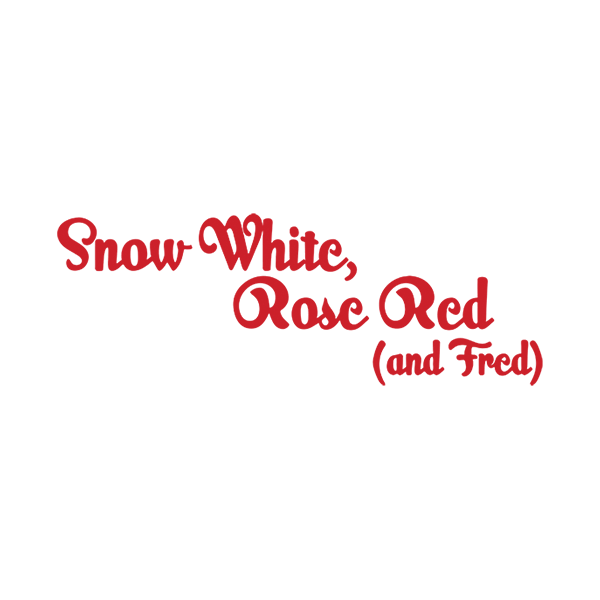 MTI Snow White, Rose Red (and Fred) Logo