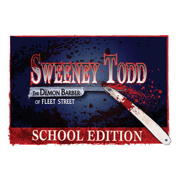 MTI Sweeney Todd School Edition Logo