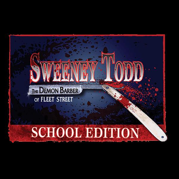 MTI Sweeney Todd School Edition Logo