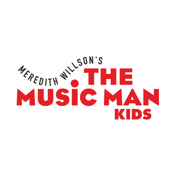 MTI The Music Man Kids Logo