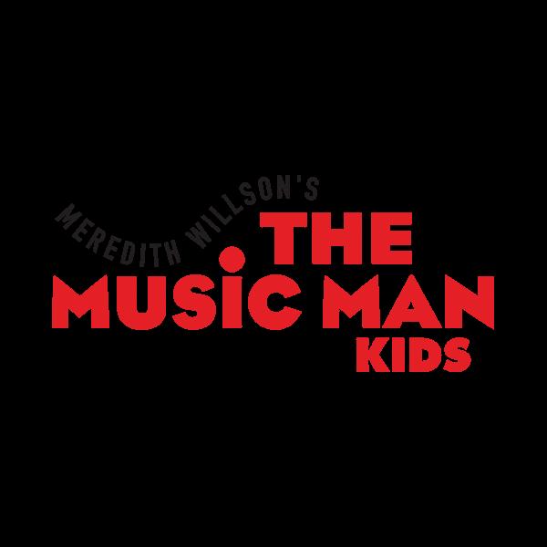 MTI The Music Man Kids Logo