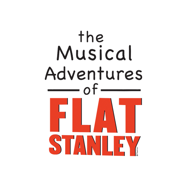 MTI The Musical Adventures of Flat Stanley TYA Logo