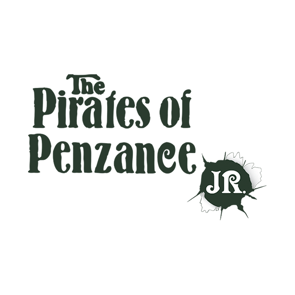 MTI The Pirates of Penzance Jr Logo