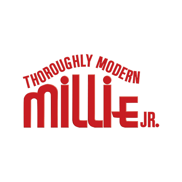 MTI Thoroughly Modern Millie Jr Logo