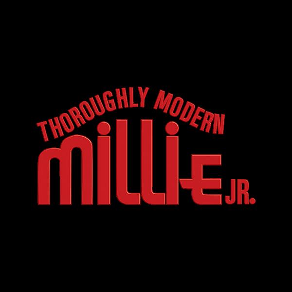 MTI Thoroughly Modern Millie Jr Logo