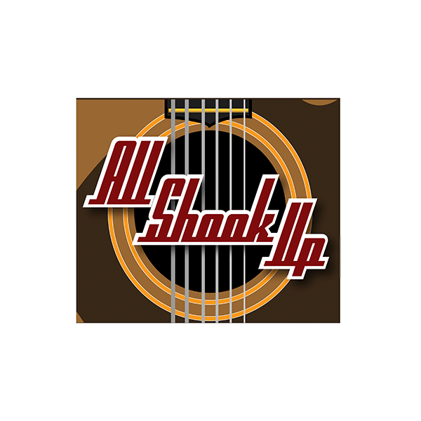 TRW All Shook Up Logo