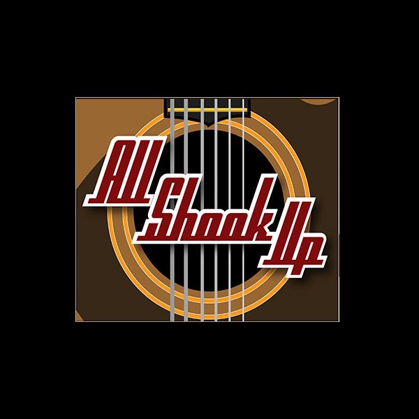 TRW All Shook Up Logo