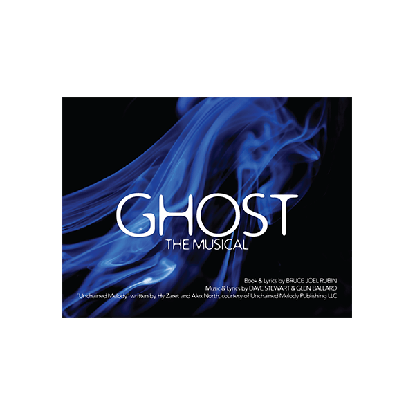 TRW Ghost the Musical Logo