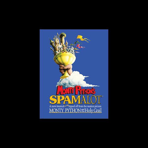 TRW Monty Python's Spamalot Logo
