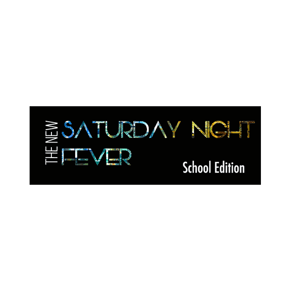 TRW Saturday Night Fever School Edition Logo
