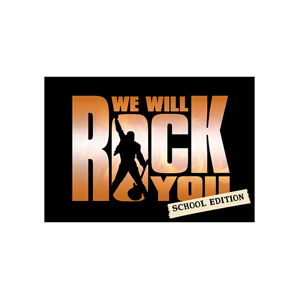 TRW We Will Rock You School Edition Logo