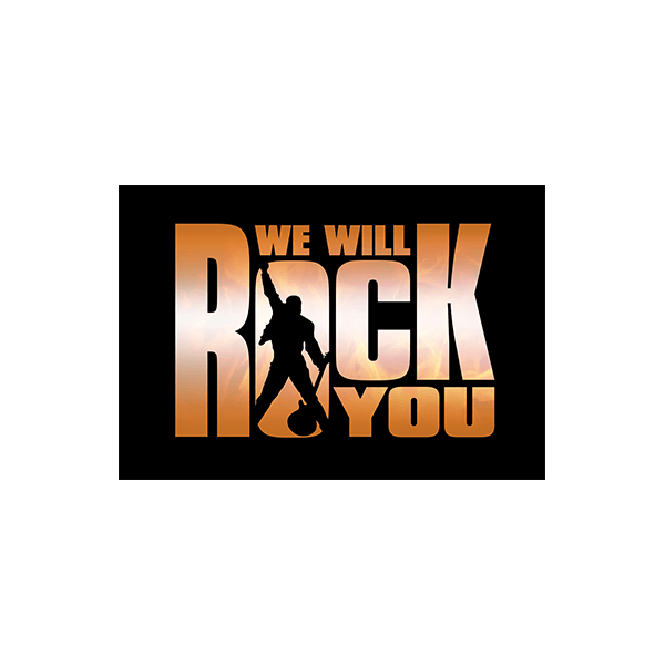 TRW We Will Rock You Logo
