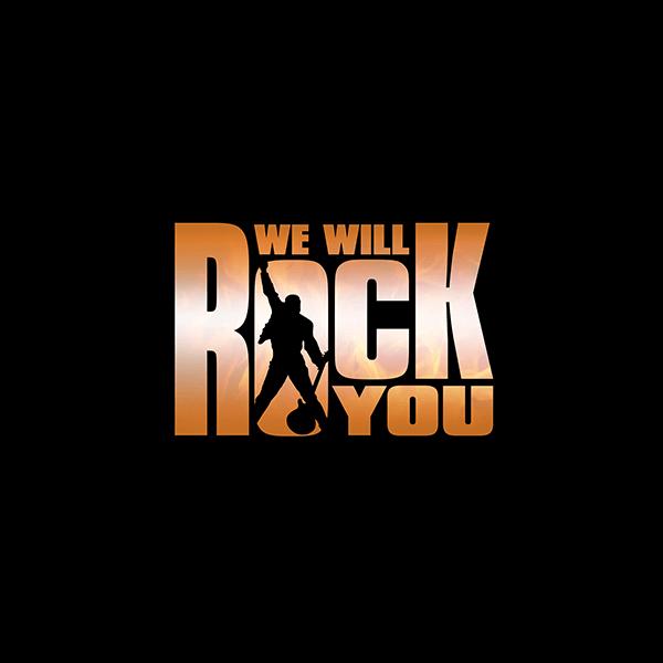 TRW We Will Rock You Logo